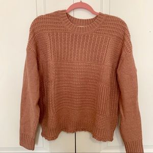Madewell Textured Sweater